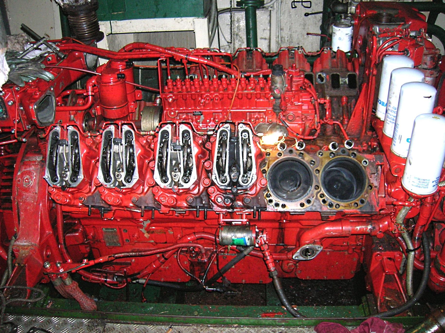Servizio di manutenzione per impianti di refrigerazione e condizionamento industriale e navale